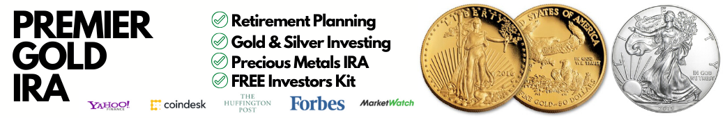 PREMIER GOLD IRA - INVEST IN GOLD & SILVER